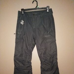 Volcom The Cargo Insulated Pant Boys L NWT
